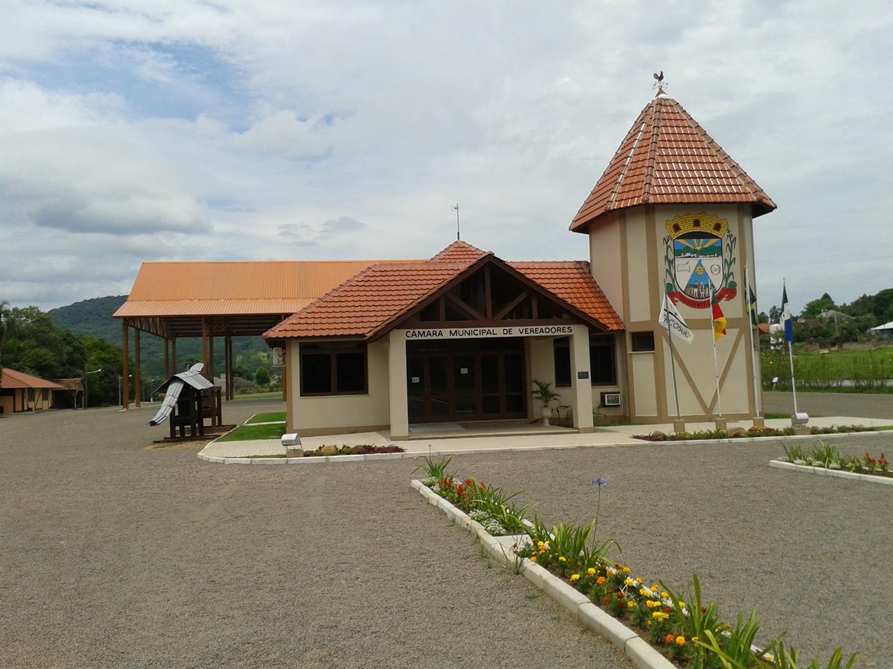 Foto da Sede do Poder Legislativo